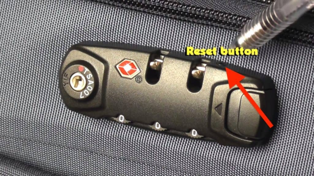 Here's How Luggage Locks Works And How To Reset Luggage Lock