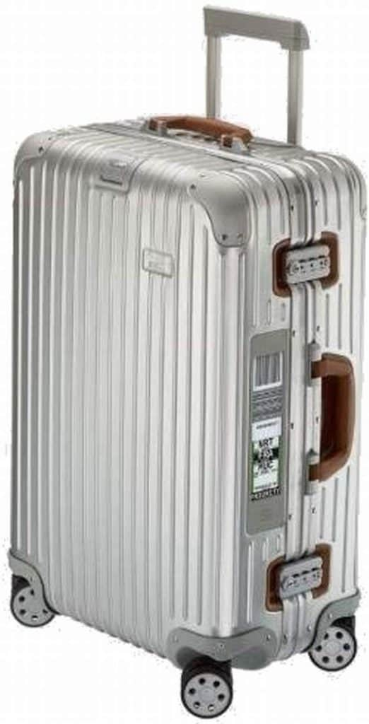 rimowa what luggage brand has the best wheels