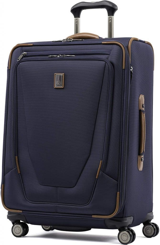 travelpro what luggage brand has the best wheels