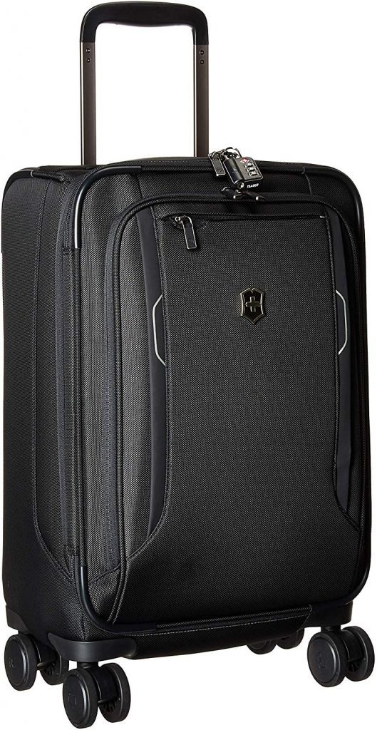 victorinox what luggage brand has the best wheels