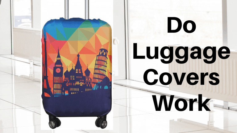 do luggage covers work
