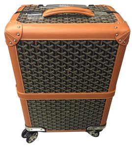 goyard what luggage do celebrities use