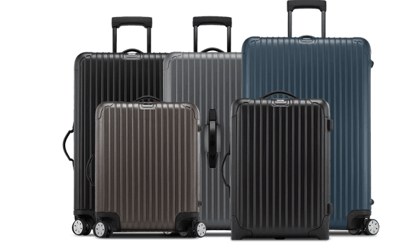 rimowa what luggage do celebrities use