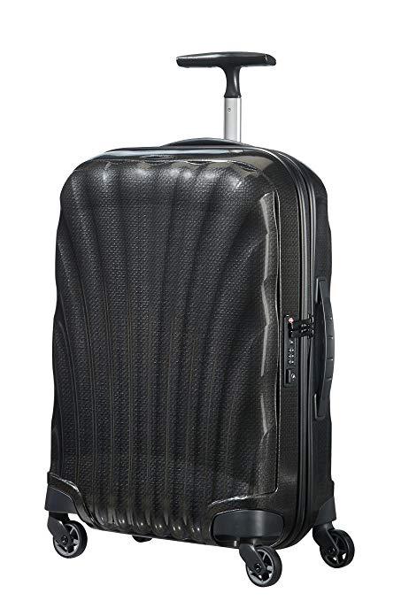 samsonite what luggage do celebrities use