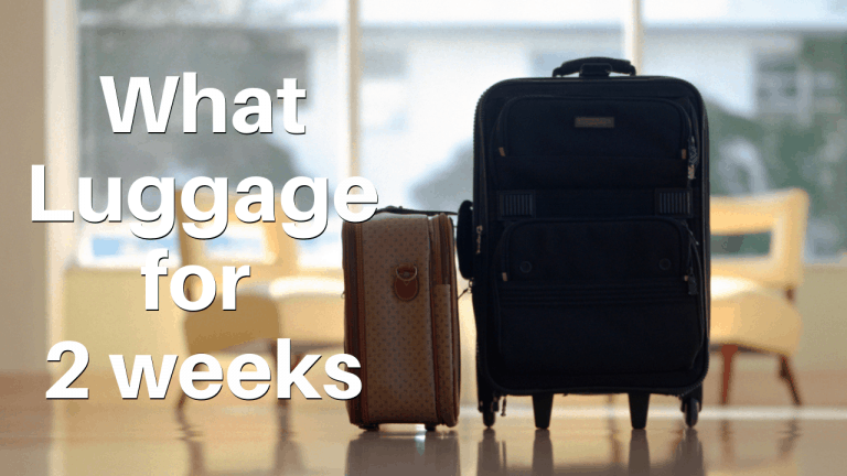 what size suitcase do i need for 2 weeks