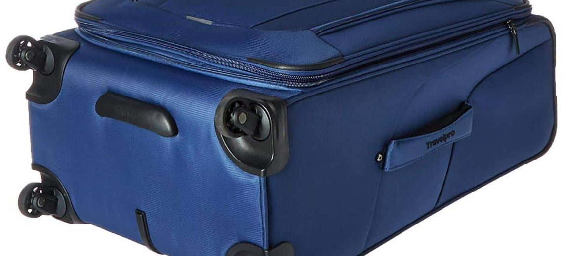 spinner luggage with four wheels