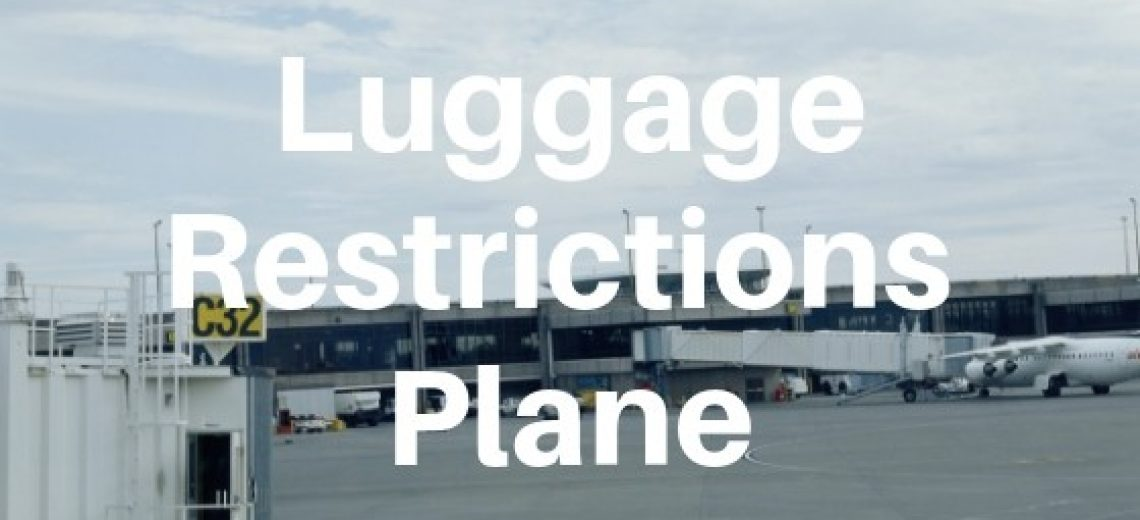 what luggage can you take on a plane